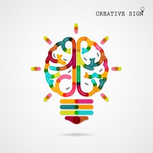 Creative infographics left and right brain function ideas on bac (Duplicate)
