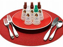 Plate Setting of Sprays